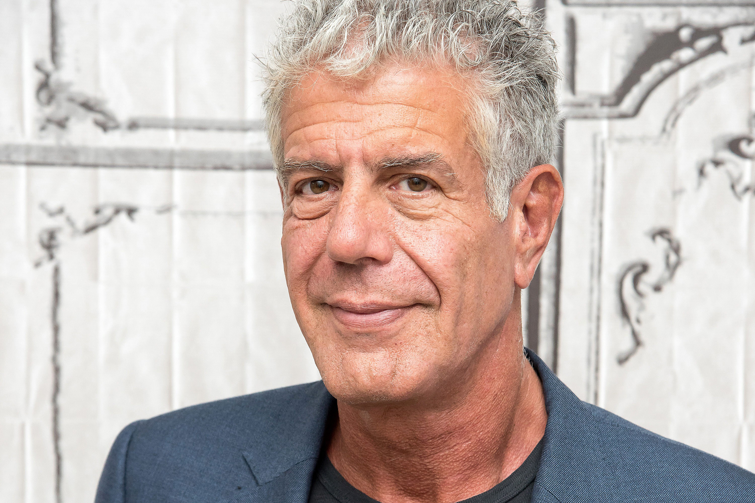 Anthony Bourdain Ethnicity, Race, Career and Nationality