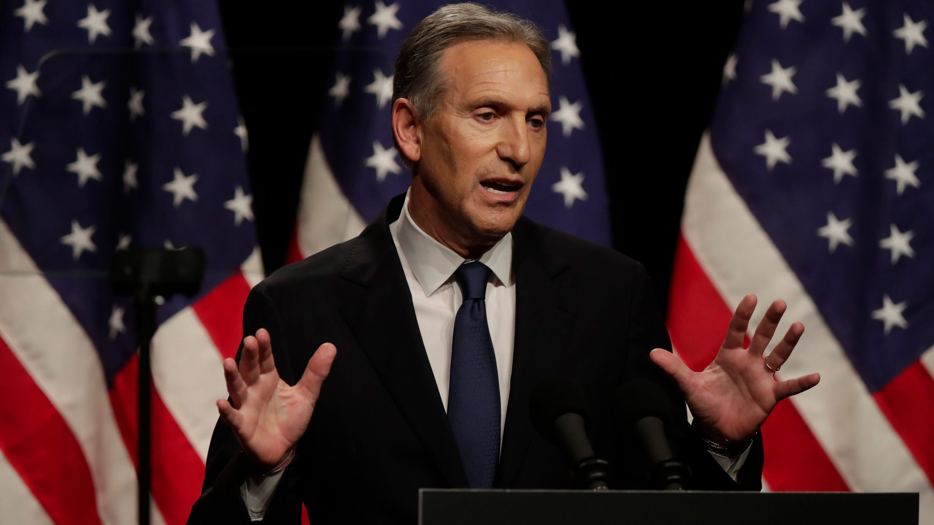 Howard Schultz Ethnicity, Race, and Nationality