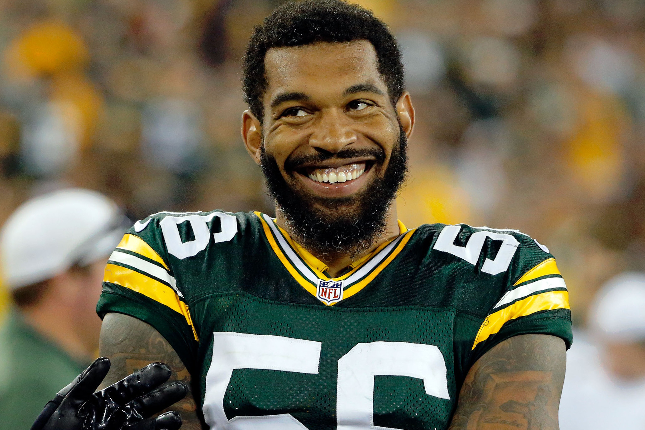 Julius Peppers Ethnicity, Race and Nationality
