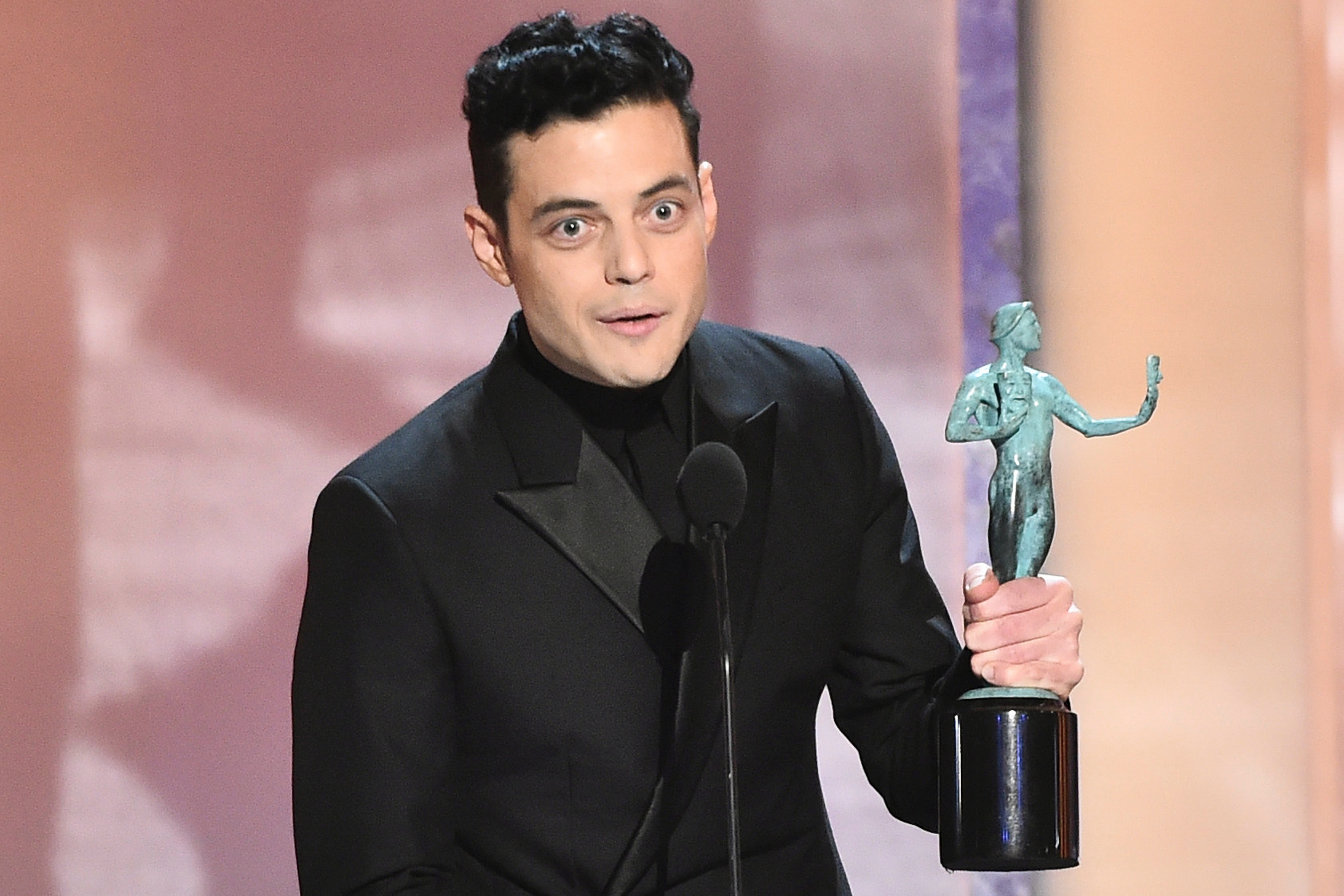 Rami Malek Ethnicity, Religion, Family and Nationality