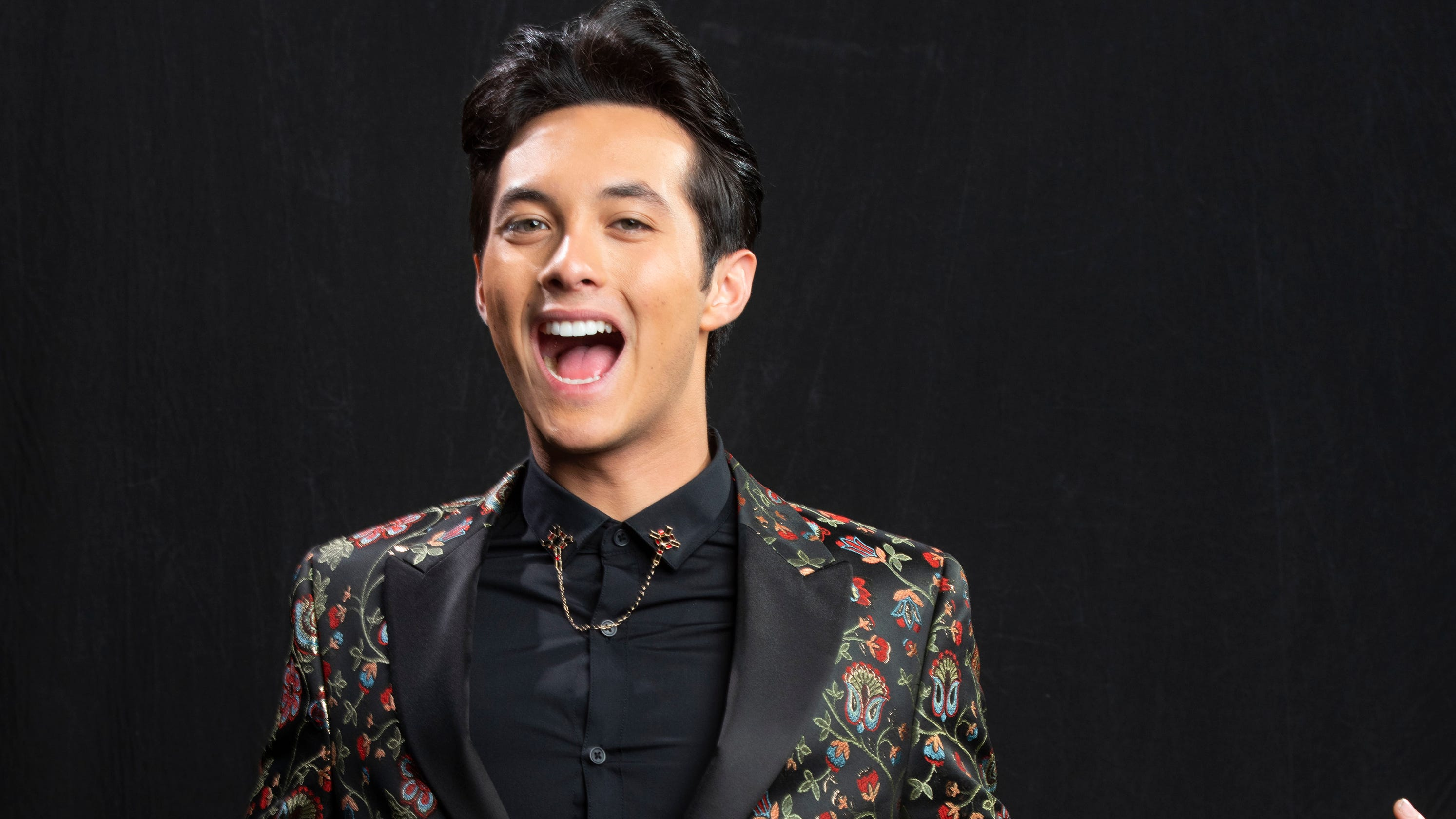 Laine Hardy Ethnicity, Race, and Nationality